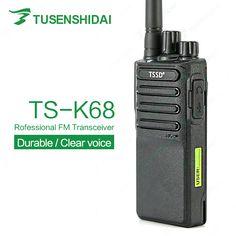 >> Click to Buy << New Arrival TSSD Black Amateur UHF 400-470MHZ Walkie Talkie Intercom TS-K68 #Affiliate