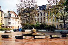 moenchengladbach germany   Mönchengladbach: Schillerplatz - Rundgang 022