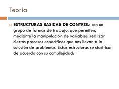 Movenote - estructuras de control