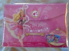 Barbie Princess Collection (DVD, 2008, 3-Disc Set, Collectable Purse Packaging)