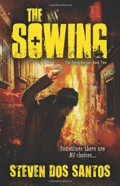 The Sowing (The Torch Keeper) by Steven dos Santos http://www.amazon.com/dp/073873540X/ref=cm_sw_r_pi_dp_e0znub16X2JR1