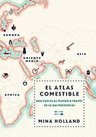 Resultado de imagen de atlas comestible mina holland