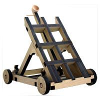 Wooden Catapult Model Kit