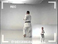 Pinan Sono Ichi - Kata Kyokushin Karate (+плейлист)