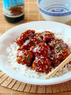 Az otthon ízei: Kínai szezámmagos csirke Hungarian Recipes, Hungarian Food, Food And Drink, Yummy Food, Dishes, Chicken, Ethnic Recipes, Plate, Hungarian Cuisine