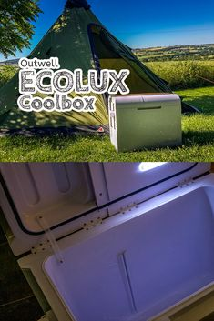 If Apple made coolboxes, they'd look like this! Family Camping, Campsite, Getting Out, Great Places, Apple, Outdoor Decor, Kids, Apple Fruit, Young Children