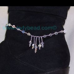 Another cute boot bracelet