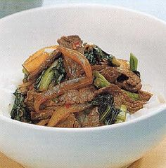 Chinese Stir- Fry Chinese Beef And Gai Larn chinese Broccoli Appetizer Chinese Stir Fry, Chinese Food, Lamb Pasta, Vegetarian Chinese Recipes, Steak And Rice, Chinese Appetizers, Healthy Steak, Vegan Sauces, Broccoli