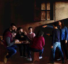 Entrando nei quadri di Caravaggio… - DidatticarteBlog