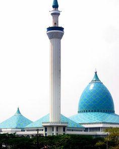 Masjid Al Ahkbar, Surabaya, Indo