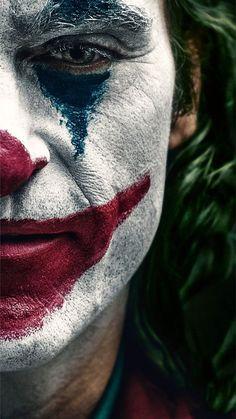 Joker 2019 Clown Makeup Joaquin Phoenix Poster HD Mobile, Smartphone and PC, Desktop, Laptop wallpaper Le Joker Batman, The Joker, Joker Art, Joker And Harley Quinn, Batman City, Joker Cartoon, Funny Joker, Baby Batman, Gotham City