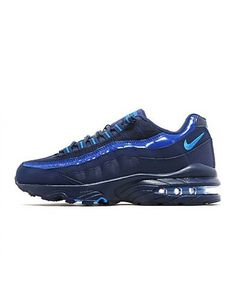 official photos 8eddb 7b868 Nike Air Max 95 Leather Royal Trainers Cheap Air Max 95, Air Max 95 Mens