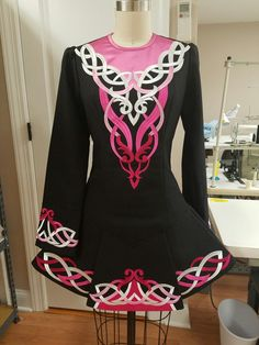 Irish dance team dress Irish dance school dress By Prime Dress Designs Lenahan irish dance