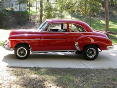 Chevy Muscle Cars | 1950 Chevy Gasser - The Muscle Car Shop