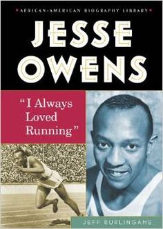 Jesse Owens: I Always Loved Running (African-American Biography Library) Free Epub, Reading Club, Reading Lists, Jesse Owens, Award Winning Books, Formative Assessment, Chapter Books, Nonfiction Books, Story Time