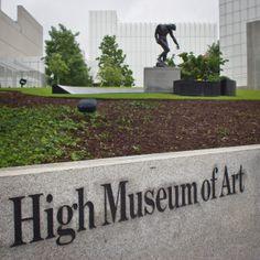 High Museum of Art - ATL's Top Ten Museums | Way Into Atlanta #atlanta #museum
