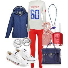Bills Gameday Fashion for Women