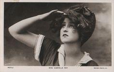 Gabrielle Ray (Rotary 4879 Z) 1909