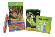Informatief Lezen - BoekPLUSpakket Groen (9-12 jaar)