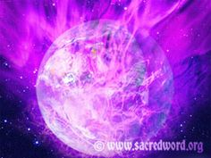 Violet Flame for Planet Earth - The Sacred Word