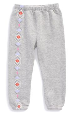 Free shipping and returns on Peek 'Lane' Print Sweatpants (Baby Girls) at Nordstrom.com. A colorful geometric print trims a pair of soft cotton sweatpants sewn with elastic hems for a perfect fit.