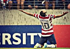 Because he's back. | 22 Reasons To Wish You Were As Cool As Landon Donovan