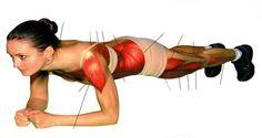 « La planche » est l'un des exercices les plus populaires et les plus efficaces. Cet exercice fait travailler non seulement les abdominaux, mais aussi tous les muscles du corps. Faites le cinq minutes par jour et vous serez surpris par les résultats. Le but de l'exercice est de « flotter » au-dessus du sol au moins une fois …