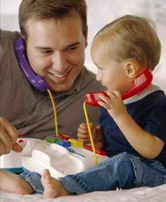 Nove passos para estimular o bebê a falar.