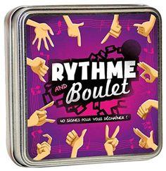 Asmodee - JP25N - Jeu d'ambiance - Rythme & Boulet