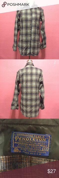 Mens Pendleton wool plaid shirt Mens Pendleton wool plaid shirt Pendleton Shirts Sweatshirts & Hoodies