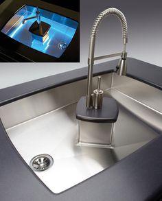 6 Coolest Bar Sinks & Bar Sink Ideas to Get the Party Started - Captivatist Undermount Bar Sink, Bar Areas, Get The Party Started, Basement Bathroom, Cool Bars, Kitchen Sink, Bar Sinks, Family Room, Kitchen Design