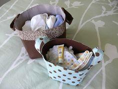 I love baskets!!