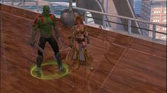 Marvel Heroes - Angela Chapter 4: The Fall Of Kingpin