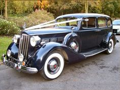 1937 packard limo - Google Search