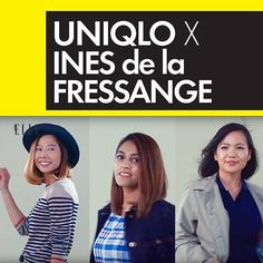 Have you checked out our first-ever shoppable video (featuring our fabulous #ELLEInsiders)? #ELLEShops is an interactive short that allows you to buy items from @uniqlo's new #inesdelafressange collection straight off your screen - try it out by clicking the link in our bio now!  Check back for exclusive behind-the-scenes content from tomorrow to Sunday! #Uniqlo #uniqlosg #uniqloxines #shopping #fashion #ellesingapore  via ELLE SINGAPORE MAGAZINE OFFICIAL INSTAGRAM - Fashion Campaigns  Haute…