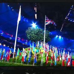 Olympics: London 2012 opening ceremony