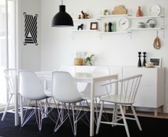 Ikea Besta Planner For A Scandinavian Dining Room With Storage And My House By Jennifer Hagler Maria Ramos Melltorp Table