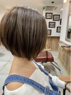 【2019年春】ショート ナチュラルの髪型・ヘアアレンジ|人気順|20ページ目|ホットペッパービューティー ヘアスタイル・ヘアカタログ Asian Short Hair, Asian Hair, Short Bob Hairstyles, Cool Hairstyles, Bob Haircut For Fine Hair, Cabello Hair, Disney Hair, Shot Hair Styles, Hair Arrange