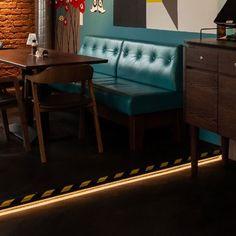 follow the light  #cestdesignstudio . . . #architectural #architecture_hunter #interior_delux #interior_designer #interior4inspo #restaurantdesign #restaurantdesigner #bardesign Decor, Furniture, Conference Room, Room, Home Decor, Conference Room Table, Bar Design, Interior Design, Restaurant Design