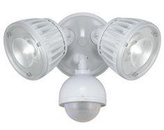 Nice InnoGear USB Solar Powered Motion Sensor Lights Dummy Camera Outdoor  Spotlight LED Security Lights For Front Door Porch Patio Yard B01KXPA1MI ...