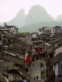 China villages