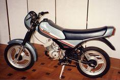 Prototype S52-2 Kleinkraftrad, Modell 1986