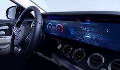 Automotive design - Infotainment user interface on Behance