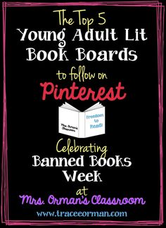 Young Adult Literature Books