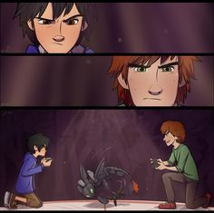 Place Your Bets! by derpfiree.deviantart.com on @DeviantArt. This is so awesome! I can TOTALLY see Hiccup and Hiro meeting each other like this! XD