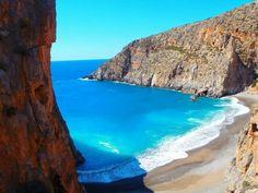 Agiofarago beach, Heraklion, Crete