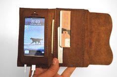 Leather Wallet DIY