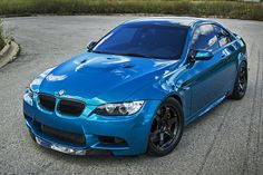 Love this color! BMW M3 (E92)