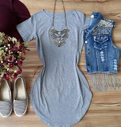 Best Women S Fashion Websites Chic Outfits, Spring Outfits, Girl Outfits, Fashion Outfits, Womens Fashion, Cute Dresses, Casual Dresses, Looks Pinterest, Outfits For Teens