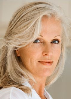 Going Gray Gracefully... Transform from a hair color addict to silver fox with these pro tips.